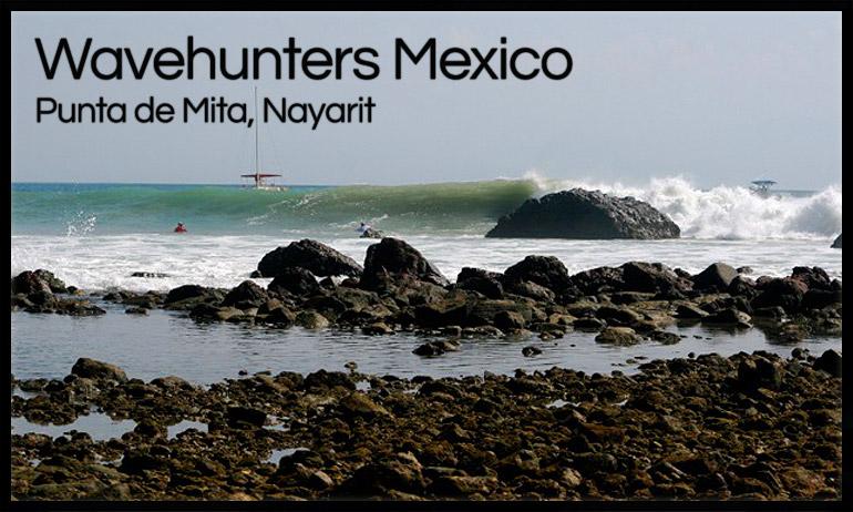 Punta Mita Surfing Punta de Mita el Anclote